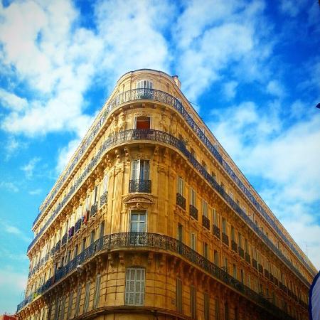 haussmann-architecture marseille